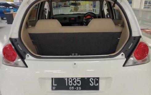 Jual mobil Honda Brio Satya S 2015 bekas, Jawa Timur