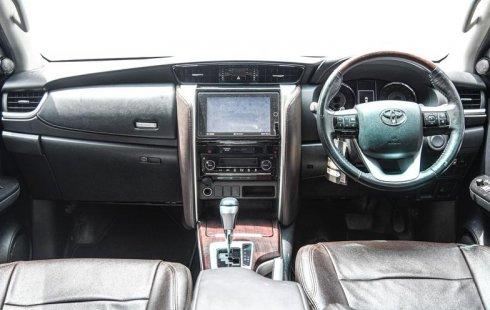 Jual Mobil Bekas Toyota Fortuner G 2016 di Depok