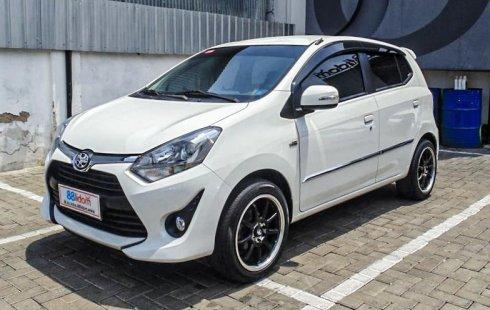 Dijual Mobil Toyota Agya G 2018 di Jawa Tengah