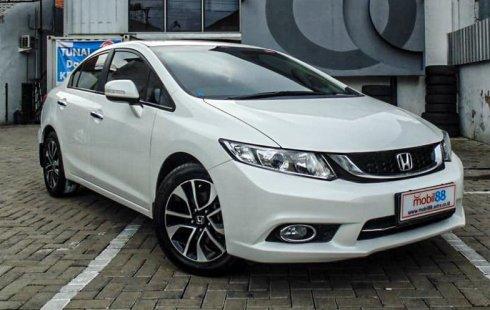 JUla Cepat Honda Civic 1.8 i-Vtec 2015 di Jawa Tengah