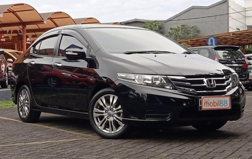 Dijual cepat Honda City E 2013 bekas, Jawa Barat