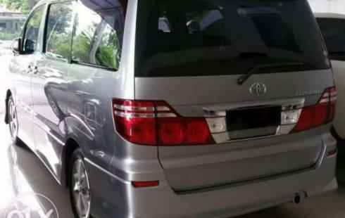 Jawa Timur, jual mobil Toyota Alphard 2.4 NA 2006 dengan harga terjangkau