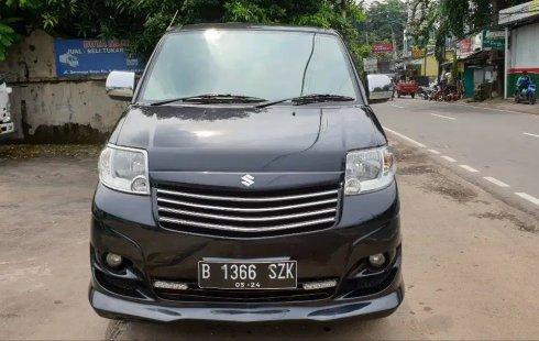 Dijual mobil bekas Suzuki APV SGX Arena Luxury MT 2010, DKI Jakarta