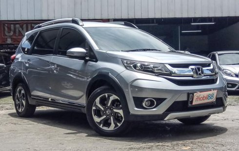 Dijual Mobil Honda BR-V E 2016 di Jawa Barat