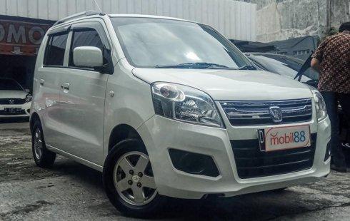 Dijual cepat Suzuki Karimun Wagon R GX 2013, Jawa Barat