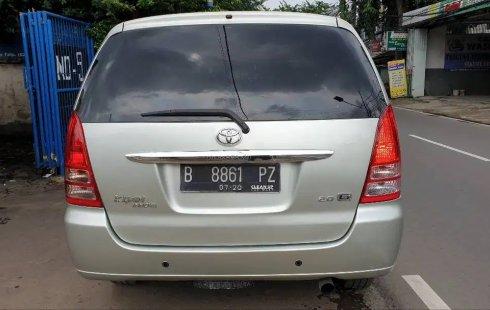 Jual mobil Toyota Kijang Innova 2.0 G AT 2005 bekas, DKI Jakarta