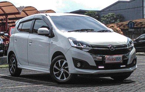 Jual Mobil Bekas Daihatsu Ayla R 2018 di Jawa Barat