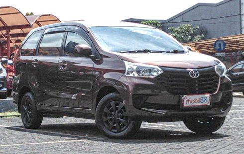 Jual Mobil Bekas Toyota Avanza E 2017 di Jawa Barat
