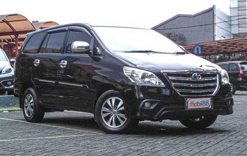 Jual Mobil Bekas Toyota Kijang Innova G 2015 di Jawa Barat