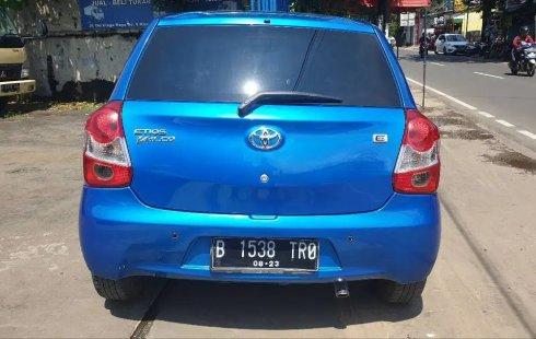 Jual Mobil Bekas Toyota Etios Valco E 2013 di DKI Jakarta