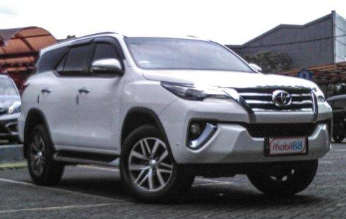 Jual Mobil Bekas Toyota Fortuner VRZ 2017 di Jawa Barat