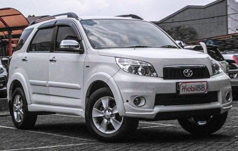 Jual Mobil Bekas Toyota Rush S 2012 di Jawa Barat