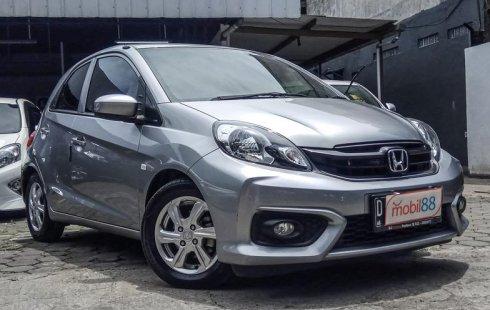 Jual Mobil Bekas Honda Brio Satya E 2017 di Jawa Barat
