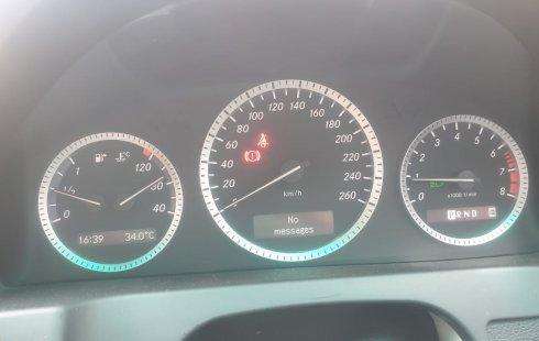 Jual murah Mercedes-Benzs C-Class C200 CGI 2010 di Bekasi