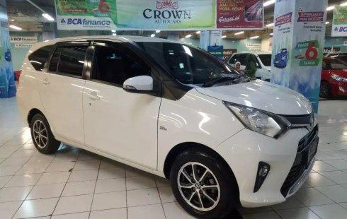Dijual mobil Toyota Calya G AT 2016 bekas, Jawa Timur
