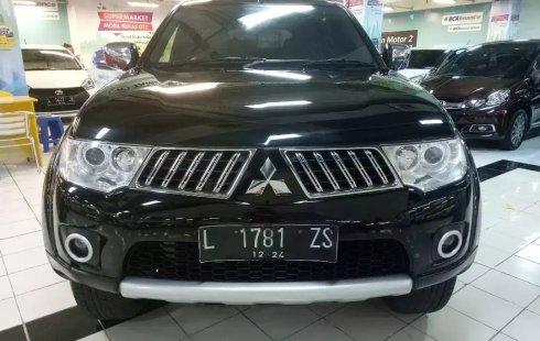 Dijual cepat Mitsubishi Pajero Sport Exceed AT 2009 bekas, Jawa Timur