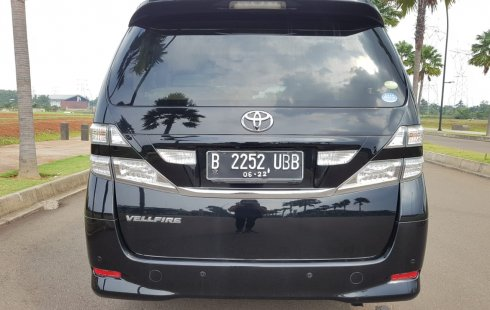 Dijual mobil Toyota Vellfire V 2010 Murah, JABODETABEK