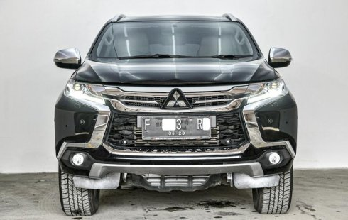 Jual Cepat Mobil Mitsubishi Pajero Sport Dakar 2018 di Depok