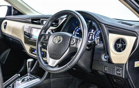 Jual Mobil Bekas Toyota Corolla Altis V 2018 di Depok