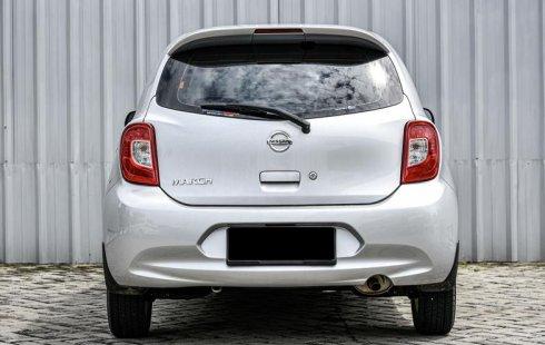 Jual Mobil Bekas Nissan March 1.2L 2018 di Depok