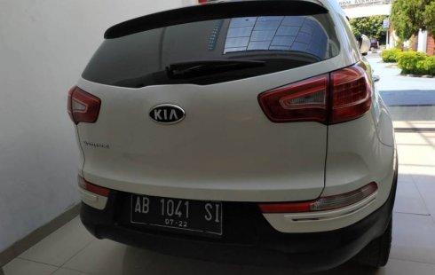 Jual cepat Kia Sportage 2.0 Automatic 2012 bekas, DIY Yogyakarta