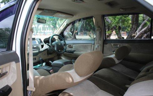 Jual mobil Toyota Fortuner G TRD 2012, DKI Jakarta