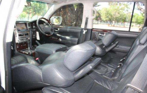 Jual mobil Lexus LX 570 AT Putih 2012, DKI Jakarta