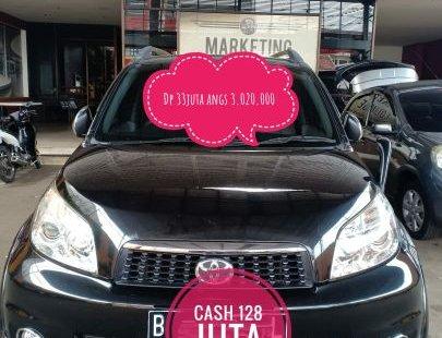 Dijual Cepat Mobil Toyota Rush S 2012 Bekasi Harga Murah