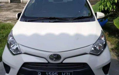 Mobil Toyota Calya 2018 E terbaik di Sumatra Selatan