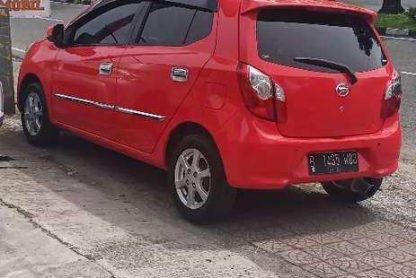 Jual mobil bekas murah Daihatsu Ayla X 2016 di Sumatra Barat