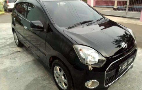 Jual Daihatsu Ayla X 2014 harga murah di Jawa Tengah