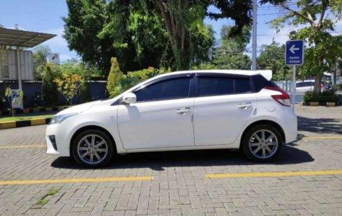 Jual cepat Toyota Yaris G 2014 di Jawa Timur