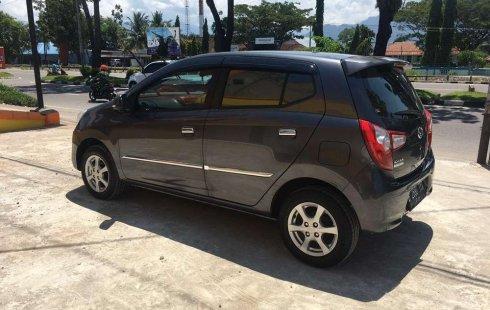 Jual mobil bekas murah Daihatsu Ayla X 2019 di Sumatra Barat