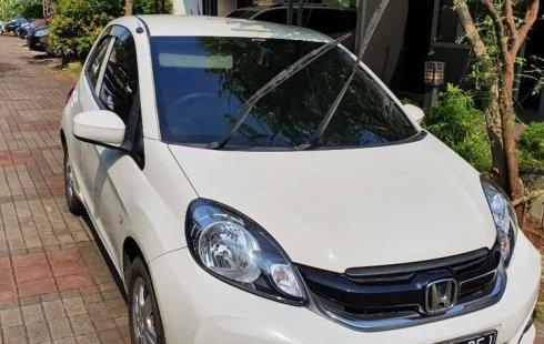 Honda Brio 2018 Banten dijual dengan harga termurah