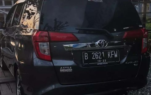 Jual Toyota Calya G 2017 harga murah di Kalimantan Selatan
