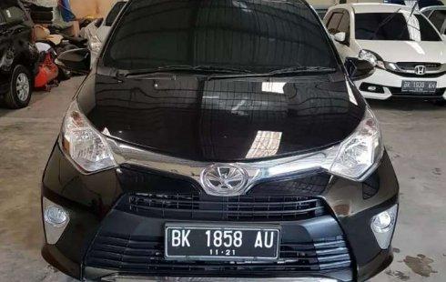 Sumatra Utara, jual mobil Toyota Calya G 2016 dengan harga terjangkau