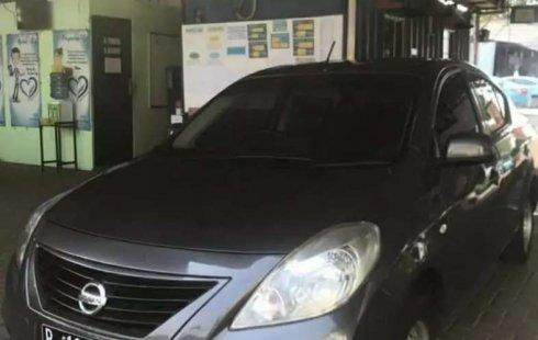 Mobil Nissan Almera 2013 dijual, Jawa Barat
