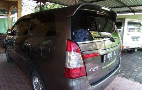 Jual mobil bekas murah Toyota Kijang Innova 2.5 G 2014 di Jawa Tengah
