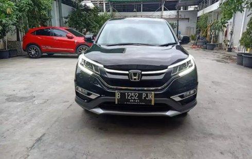 Dijual Cepat Honda CR-V Prestige Special Edition 2016 di Bekasi