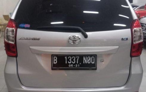 Dijual Cepat Toyota Avanza E 2016 di DIY Yogyakarta