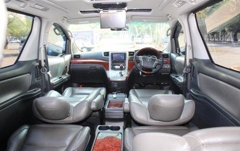 Dijual cepat Toyota Alphard G ATPM AT 2010 bekas, DKI Jakarta