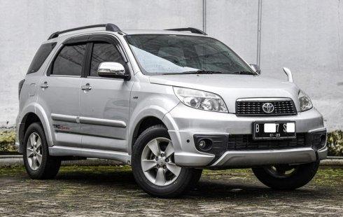 Dijual Cepat Toyota Rush TRD Sportivo 2015 di DKI Jakarta