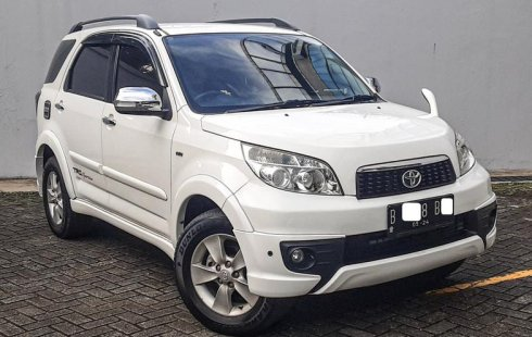 Dijual cepat Toyota Rush TRD Sportivo 2014, DKI Jakarta