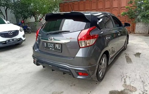 Jual Mobil Toyota Yaris 1.5 TRD Sportivo 2014 di Bekasi