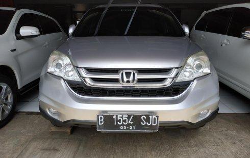 Dijual Mobil Honda CR-V 2.0 AT 2011 di Bekasi