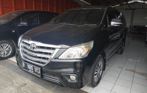 Jual Mobil Toyota Kijang Innova 2.0 G 2015 Terawat di Bekasi