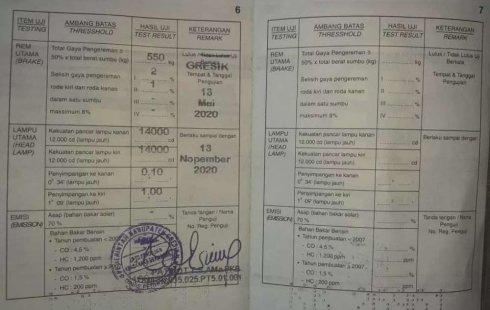 Dijual mobil bekas Daihatsu Gran Max Pick Up 1.3, Jawa Timur