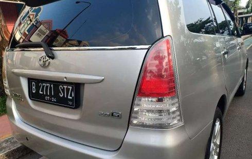 Jual mobil bekas murah Toyota Kijang Innova 2.0 G 2009 di Banten