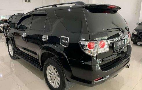 Jawa Tengah, Toyota Fortuner G 2011 kondisi terawat