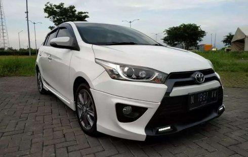 Toyota Yaris 2015 Jawa Timur dijual dengan harga termurah